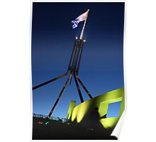New Parliament House Poster