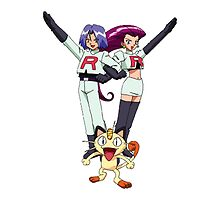 Team Rocket by vodkavuttion