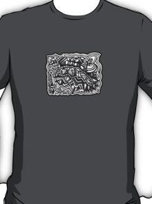 Design 031s1 - by Kit Clock T-Shirt