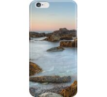 Seascape at Sachuest Point Wildlife Refuge iPhone Case/Skin