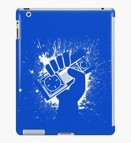 Sega Master System Controller Splat iPad Case/Skin