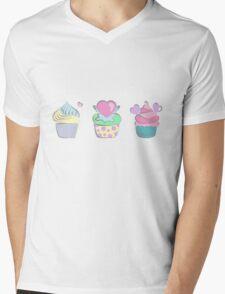 Sweet cupcakes Mens V-Neck T-Shirt