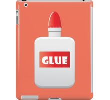 Glue iPad Case/Skin