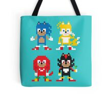 Sonic and Friends Tote Bag