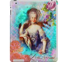 Let Them Eat Cake - Marie Antoinette  iPad Case/Skin