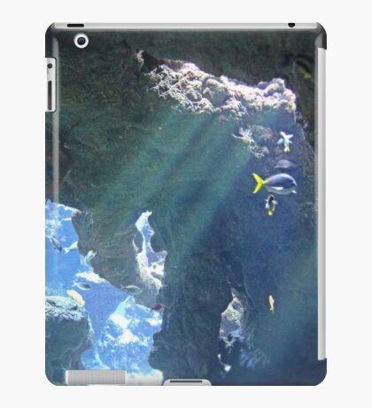 Sun Rays Through the Water iPad Case/Skin