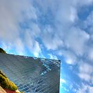 The Green Pyramid by d4ndy