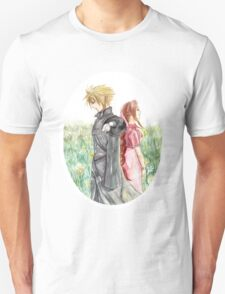 Cloud + Aeris Unisex T-Shirt