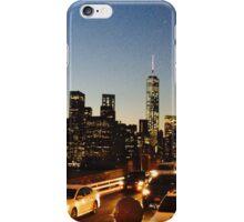 Brooklyn to Manhattan  iPhone Case/Skin