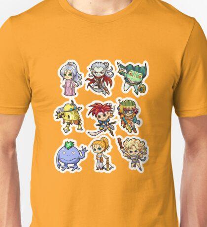 Chrono trigger chibi Unisex T-Shirt