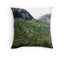 Magaliesberg Throw Pillow