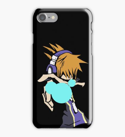 Please... Don't Kill Me - The World Ends With You iPhone Case/Skin