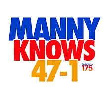Manny Pacquiao - 'MANNY KNOWS' Parody by liam175