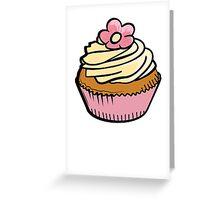 Cupcake 2 Design Greeting Card