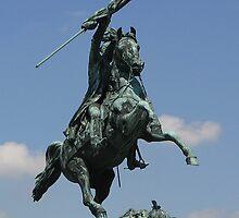 Archduke Charles of Austria by Jenny Brice