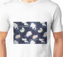 Cosmic Krazee Kritters Unisex T-Shirt