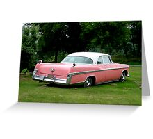 '56 Imperial Greeting Card