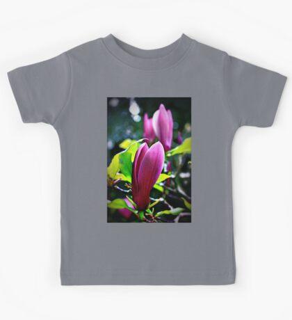 Magnolia Blossoms Kids Tee