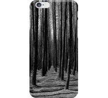 Scary Trees- Sampson Flat Bushfire 4 iPhone Case/Skin