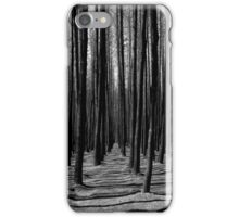 Scary Trees- Sampson Flat Bushfire 4 iPhone Case/Skin