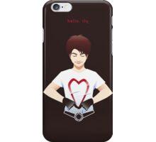 Hello I Love You- Yuzuru Hanyu iPhone Case/Skin