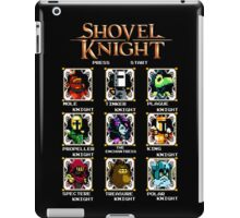 Shovel Knight X MegaMan iPad Case/Skin
