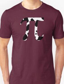 Cow Pi Funny Geek Nerd Unisex T-Shirt