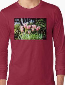 Spring Tulips Long Sleeve T-Shirt