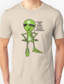 little green bastards Unisex T-Shirt