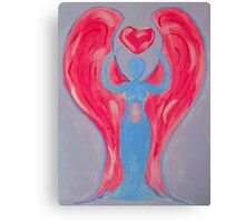 Angel of Heartiness Canvas Print