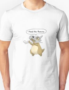 pokemon, humerus Unisex T-Shirt