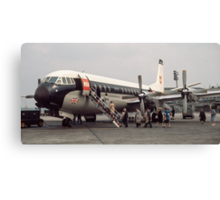 Vanguard at Orly airport 196104190179 Canvas Print