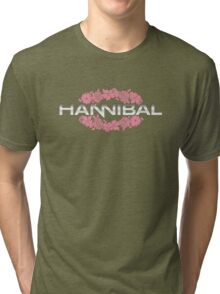 Hannibal Flower Crown Tri-blend T-Shirt
