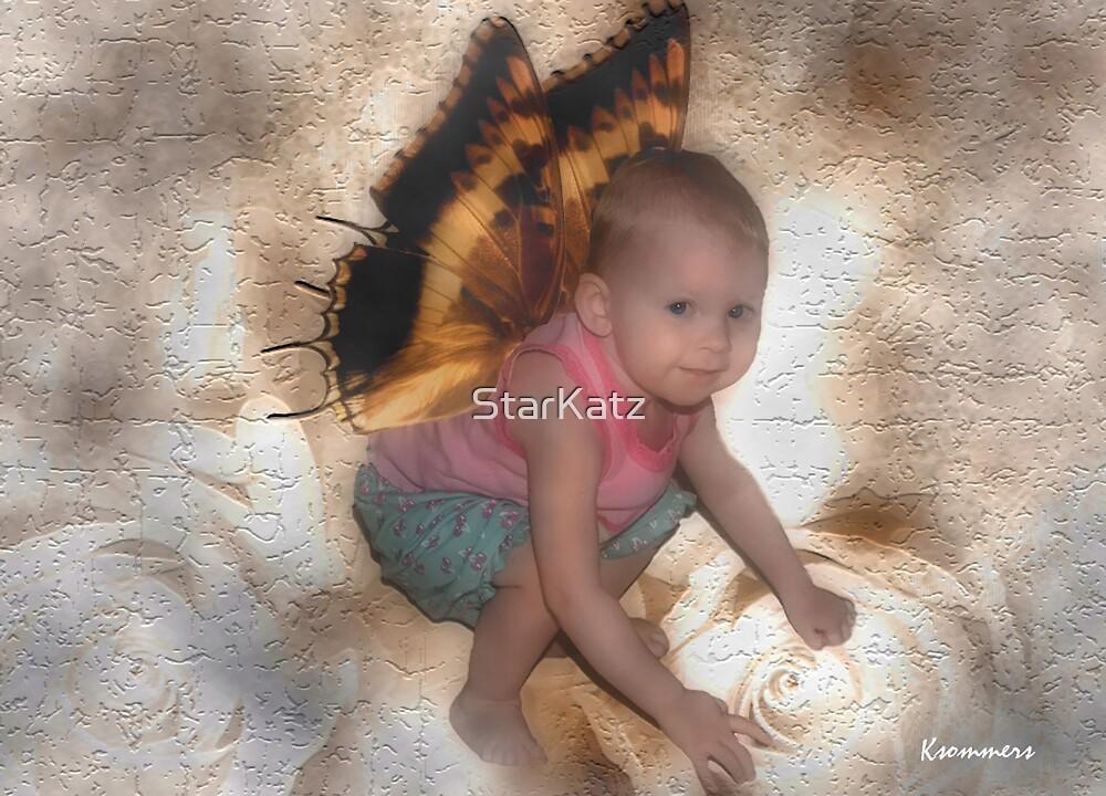 My Little Angel by StarKatz