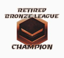 Retired Bronze League Champion One Piece - Long Sleeve