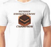 Retired Bronze League Champion Unisex T-Shirt