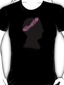 Cumberbatch in a flower crown T-Shirt