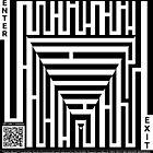 Delta Maze by Elenapinker