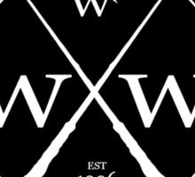 Weasley Wizard Wheezes Logo Sticker