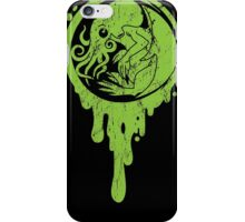 Baby Cthulhu (distressed)  iPhone Case/Skin
