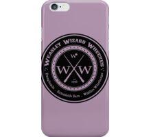 Weasley Wizard Wheezes Logo iPhone Case/Skin