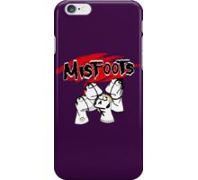 famous sock puppets  iPhone Case/Skin