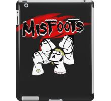famous sock puppets  iPad Case/Skin