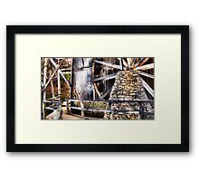 Once Upon A Time 7 Framed Print