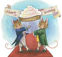 Happy Birthday! by Patti Argoff