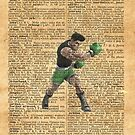 Super Smash - Little Mac Dictionary by Aaron Campbell