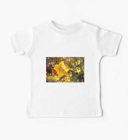 Bright Yellow Blossoms Baby Tee