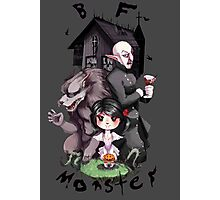 BF Monster Photographic Print