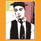 BUSTER KEATON by OTIS PORRITT