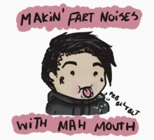 Ronnie Radke - Fart Noises by lolcazz
